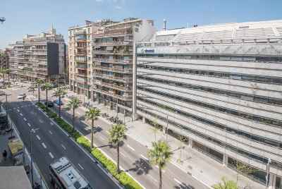New apartment complex for sale in uptown of Barcelona